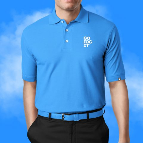 Man wearing Polo
